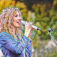 Elment az egyik legnagyobb jelenlegi magyar énekesnő, Fábián Juli. 37 éves volt csupán
