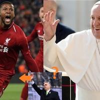 ÉRDI KERESZTÉNYEK: Lélekben a pápával találkoztatok, vagy Orbánnal néztetek Madridban focidöntőt ?