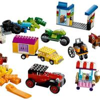 Ami a kisfiúktól a nagyfiúkig szinte mindenki álma - Ma 60 éves a Lego-kocka