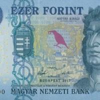 MÁTÓL MÁR CSAK EZT FOGADJÁK EL! Már csak az új 1000 forintos bankjegyekkel lehet fizetni