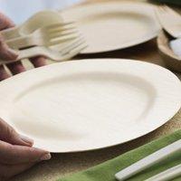 Szeretnél olyan tányért, amit nemhogy mosogatni nem kell, hanem megehetnek a vendégeid! Itt az évvégi bulik korszaka, vége a műanyagok korának!