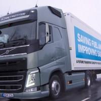 Itt a jövő, ne lepődjön meg, ha nem lát sofőrt a kamionban. Ma önvezető kamionok közlekedtek a magyar autópályán. /videóval/