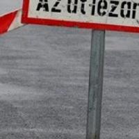 HOLNAPTÓL, HETEKIG TELJES ÚTLEZÁRÁS A NAGYTÉTÉNYI ÚTON! Addig kerülőutat használjanak