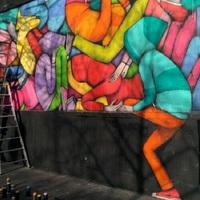A Live street art meghódította Érdet