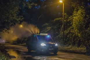 HOLNAP ÚJRA KÖDÖSÍTENEK ÉRDEN: több helyen neki ugranak a szúnyog telepeknek
