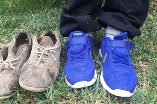 KEDVES ÉRDI CIPŐTULAJDONOS! Ha van feleslegessé vált cipőd, itt jó helyre kerül