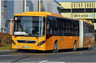 HÉTFŐTŐL MÁSHOGY KÖZLEKEDÜNK ÉRDEN IS: Változás a buszközlekedésben