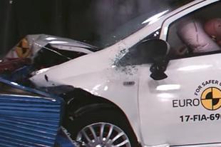 Ezt az autót kerülje el Magyarországon is! Az első autó, ami NULLA CSILLAGOT a törésteszten (videóval)