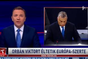 ESÉLYEGYENLŐSÉG A TV2-BEN? UGYAN MÁR! Megbüntette a Kúria őket, mert csak a Fidesz kampányüzeneteit nyomták