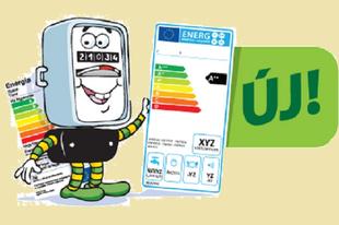 TOTÁL MEGVÁLTOZIK: A háztartási gépek piacán az érdiek új címkékkel barátkozhatnak