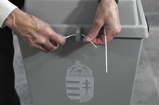 ÉRDEN IS BEZÁRTAK A SZAVAZÓKÖRÖK:  Lehet izgulni,megkezdődött a szavazatok számlálása