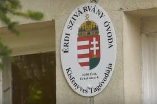A REPEDÉSEKNEK IS VÁRNIUK KELL: Jövő nyárra halasztották a Kisfenyves Óvoda felújítását Érden