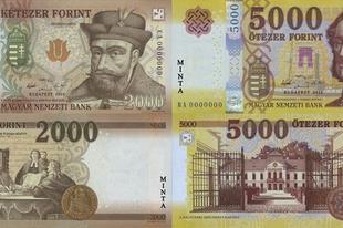 NE FELEDJE! Már csak 1 hétig fizethet a régi 2000-es és 5000-es bankókkal!