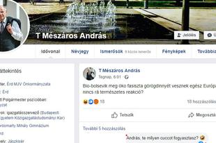 HATALMAS CSAPÁS ÉRDNEK! Vajon történt valami T.Mészáros polgármester elméjével?