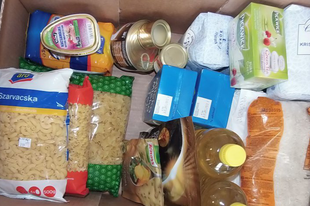 ÉRDEN is élelmiszergyűjtést indít a Magyar Vöröskereszt szombaton és vasárnap!