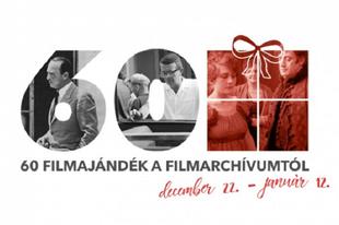 3 hétig ingyen nézhet meg 60 FILMET a 60 éves Filmarchívum jóvoltából