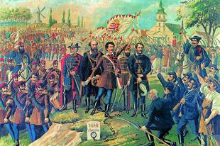 Emlékezzünk 1848 hőseire: Ady Endre: Emlékezés (Március) Idusára