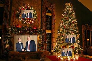 Lesz-e Érden Aradszki András-kép a karácsonyfán?