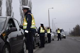 Legyen éber: ellenőrizni fogják a téli gumik meglétét a hatóságok
