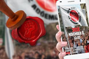 ÉRDRŐL HÁNYAN JÖNNEK A CAFETÉRIA-TÜNTETÉSRE? Kedd délután hatalmas tüntetés készülődik