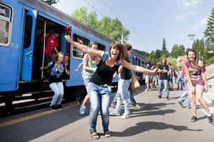 Hív a vonat, vár a MÁV, érdi diákként így spórolhattok ezreket a nyári utazások alatt!