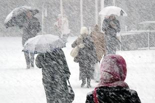 MILYEN IDŐT HOZ MAGÁVAL A JÉZUSKA A KÖVETKEZŐ NAPOKBAN? Hózápor, napsütés, változékony idő várható a jövő héten