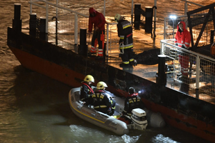 ÉRDNÉL IS ELŐKERÜLT EGY HOLTTEST: Valószínűleg a dunai hajóbaleset áldozata