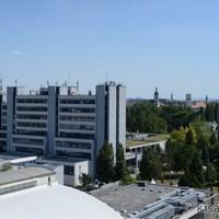 1100 fős kollégium épült a győri egyetemen