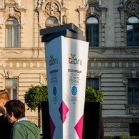 Megérkezett Győrbe a 20 Milliárdos EYOF lángja