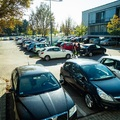 TELJESEN ÁTALAKÍTJÁK A GYŐRI EGYETEM PARKOLÁSI RENDSZERÉT: Zárt és nyitott parkolókat is építenek