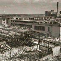 A győri vagongyár-Rengeteg az elhanyagolt épület a városunkban