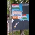 BESZARIAK A GYŐRI VANDÁLOK! Nem merték a Fideszes plakátokat letépkedni
