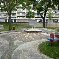Újra megnyitotta kapuit a győri Bisinger sétányon található vizes játszótér