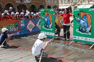A győri Kovács Margit Iskola csapata első helyen végzett Ausztriában