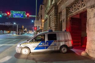GYŐR KÖRNYÉKI KORRUPT ZSARUK: A 18 rendőrből tegnap hatot letartóztattak, ma a további 12 sorsáról döntenek