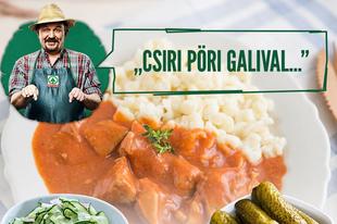 IDIÓTA SPAR-REKLÁM: Ön venne Győrcsiben csiri pörit galival és koviubival?
