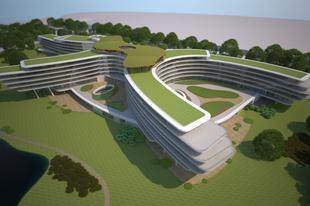 Építsünk baromi nagy szállodát Győrbe?