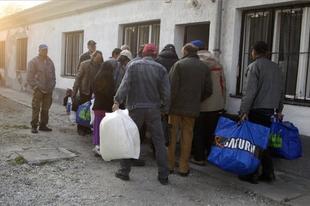 Győri hajléktalanok: segítségnyújtás vagy pusztán politikai fogás?