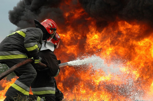 Tűz ütött ki egy családi házban Győrújbaráton
