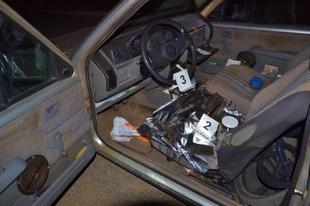 MI VAN ITT GYŐRBEN? Kábszeres tolvaj lopott el egy kocsit a Pásztor utcából, menekülés közben lekapcsolták