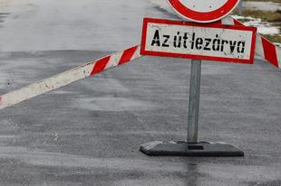 ÚTLEZÁRÁS, HÍDBONTÁS: Így készüljön a közlekedésre Győrben