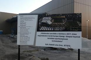 Megépül az EYOF-sportcentrum? Nemsokára Zsolimpia, ébresztő!