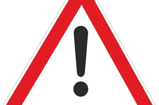 Baleset történt ma délelőtt az M1-esen Győrnél
