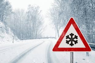 Rendkívüli időjárás: figyelmeztetést adott ki az autósoknak a rendőrség Mosonmagyaróváron is!