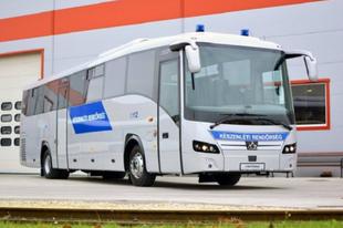 Speciális buszok Óvárról is a rendőrségnek