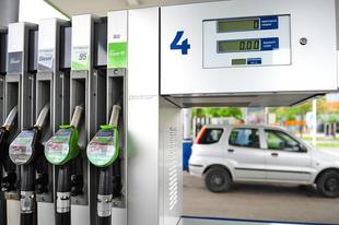 MA REGGELTŐL DRÁGÁBBAN TANKOLHAT MOSONMAGYARÓVÁRON! Emelkedett az üzemanyagok ára