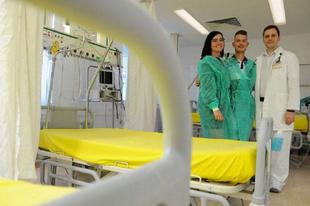ERŐS HÉTKÖZNAPI CSODA: A mosonmagyaróvári fiatal visszakapta régi életét