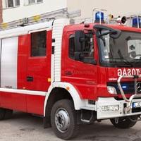 Robbanástól mentettek meg a tűzoltók egy tatabányai családi házat nemrég.