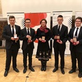 HARMADIK LETT A KASSZAŐRÖK18: Az Árpád gimisek hatalmas sikere a PénzSztár versenyen