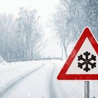 Rendkívüli időjárás: figyelmeztetést adott ki az autósoknak a rendőrség Tatabányán is!